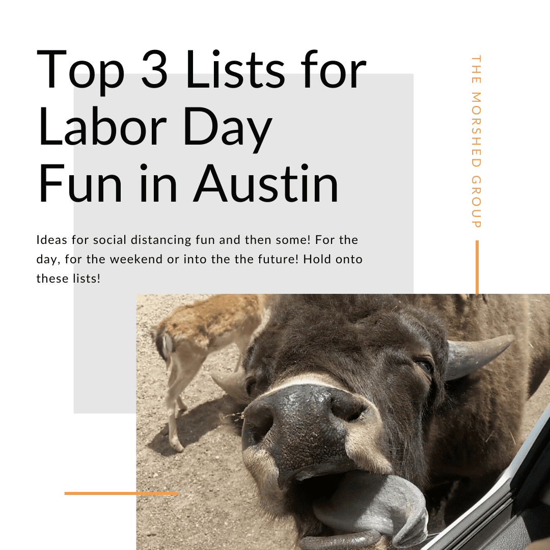 Top 3 Lists for Labor Day Fun in Austin _ TMG